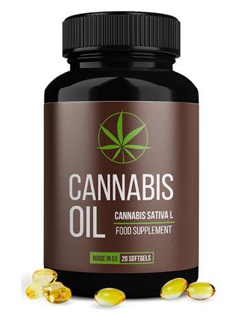 cannabis oil kapszula